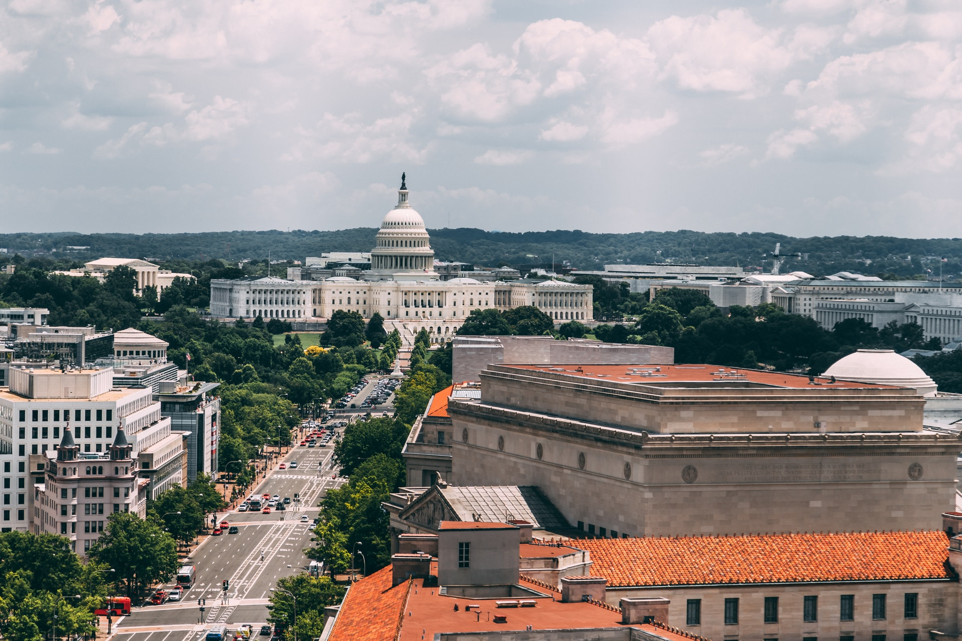Quick visitor guide for Washington D.C travel